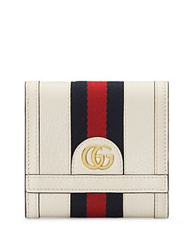 Gucci - Ophidia GG Leather Card Case Wallet