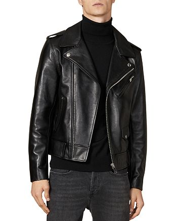 Sandro - Perfecto Leather Biker Jacket