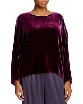 Eileen Fisher Plus - Velvet High/Low Top