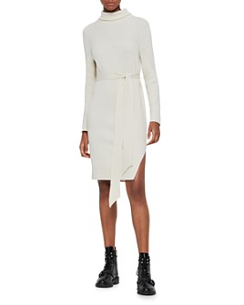ALLSAINTS - Roza Rib-Knit Sweater Dress