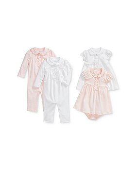 Ralph Lauren - Girls' Twice as Nice Baby Collection - Baby