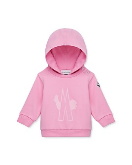 Moncler - Girls' Graphic Hoodie - Baby, Little Kid