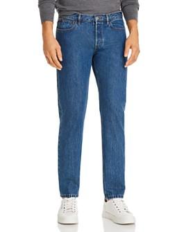A.P.C. - x Carhartt WIP Petit New Standard Slim Fit Jeans in Indigo