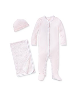 Ralph Lauren - Girls' Coming Up Roses Baby Bundle - Baby
