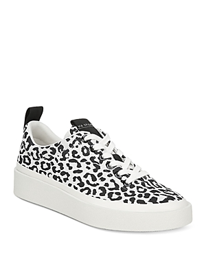 Via Spiga Platforms WOMEN'S MAE PLATFORM SNEAKERS