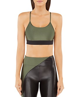 KORAL - Sweeper Racerback Sports Bra