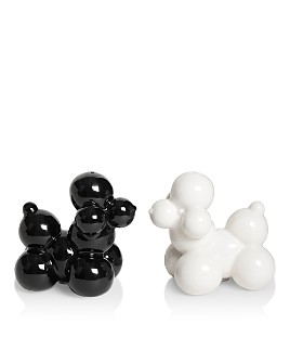 Jonathan Adler - Poodle Salt & Pepper Shakers