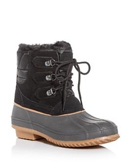 Khombu - Women's Laura Waterproof Duck Boots