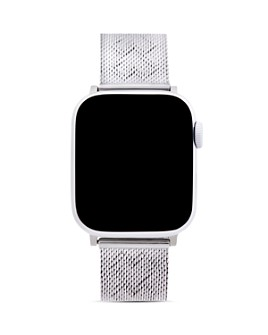 Rebecca Minkoff - Apple Watch® Gold-Tone Heart-Pressed Mesh Bracelet, 38mm & 40mm