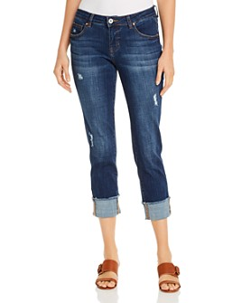 JAG Jeans - Carter Girlfriend Jeans in Casper Wash