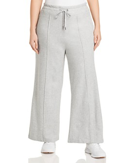 Lyssé Plus - Cupola Pintucked Lounge Pants