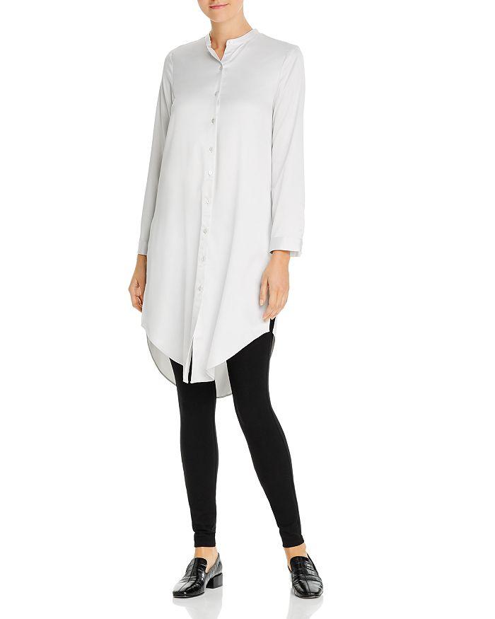 Eileen Fisher - Button-Down Tunic Top