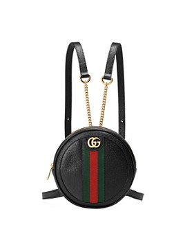 Gucci - Ophidia GG Mini Leather Backpack