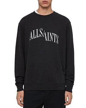 ALLSAINTS - Dropout Crewneck Sweatshirt