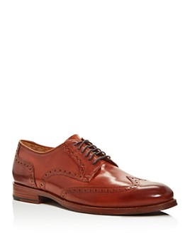 Cole Haan - Men's Gramercy Leather Wingtip Oxfords