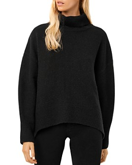 FRENCH CONNECTION - Nina Knits Turtleneck Sweater