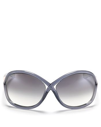 bed068828d Tom Ford - Women s Whitney Oversized Round Sunglasses