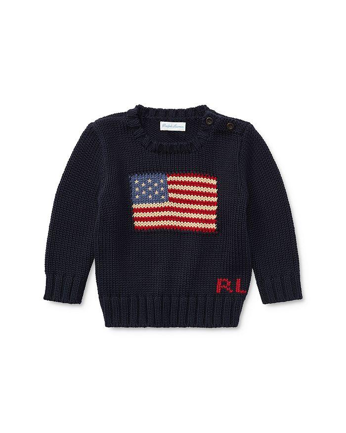 Ralph Lauren - Boys' Flag Sweater - Baby
