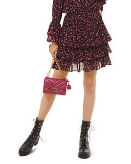 MICHAEL Michael Kors - Lilies Tiered Floral Skirt