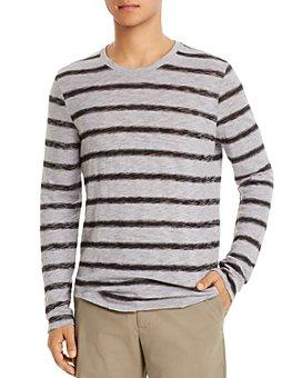 ATM Anthony Thomas Melillo - Watermark Stripe Long-Sleeve Tee