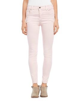 Karen Kane - Zuma Skinny Jeans in Pale Pink