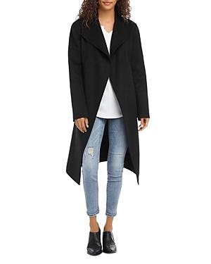 Karen Kane Long Belted Coat