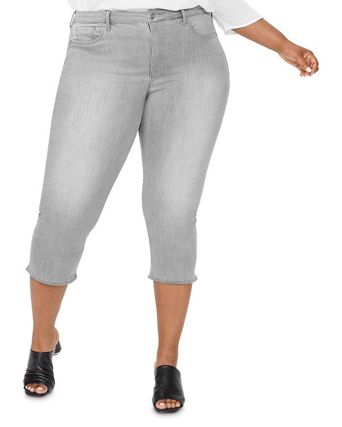 NYDJ Plus - Capri Jeans in Gale