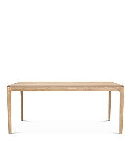 Ethnicraft - Oak Bok Dining Table Collection