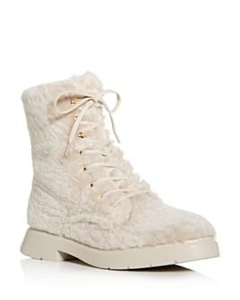 Stuart Weitzman - Women's Mckenzee Chill Shearling Boots