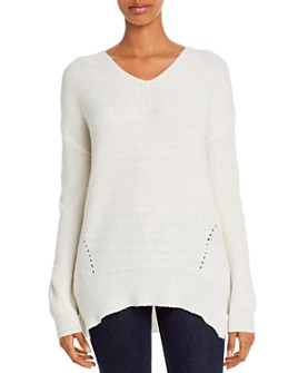 Alison Andrews - Strappy Cutout Relaxed Top