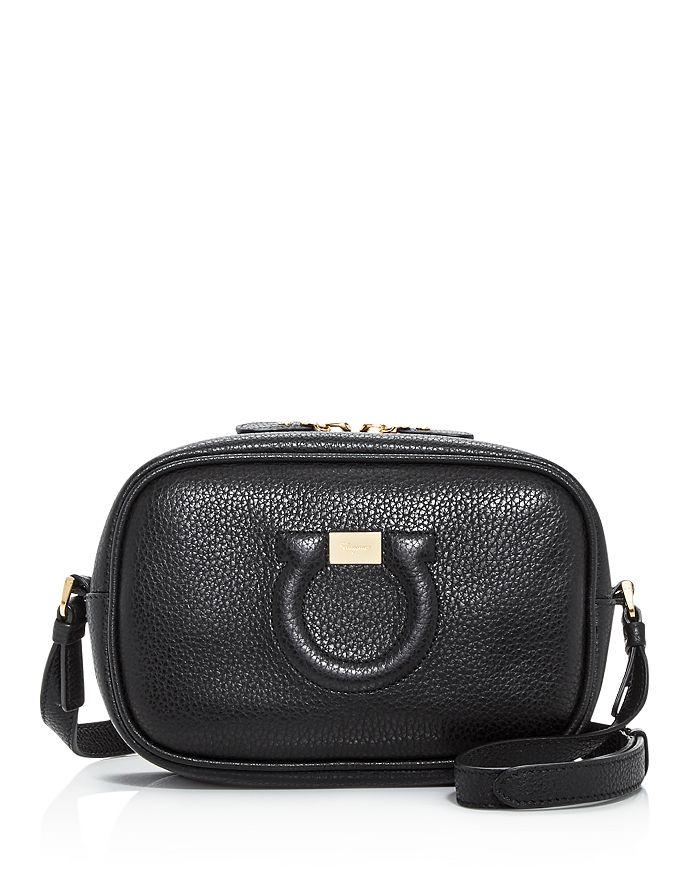Salvatore Ferragamo - City Leather Camera Bag