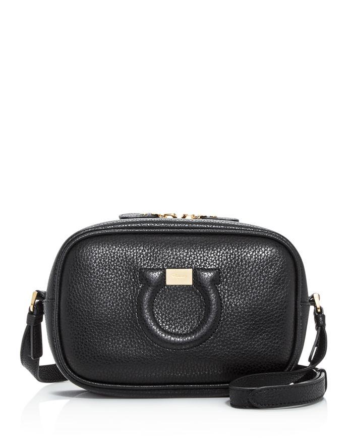 Salvatore Ferragamo City Leather Camera Bag  | Bloomingdale's