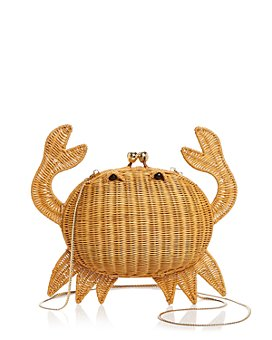 SERPUI - Crab Wicker Crossbody