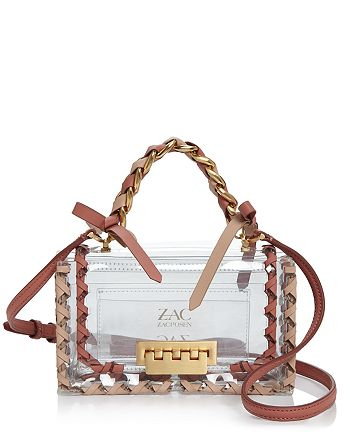 Earthette Mini Clear Crossbody