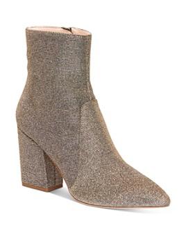 Loeffler Randall - Women's Isla Block-Heel Booties