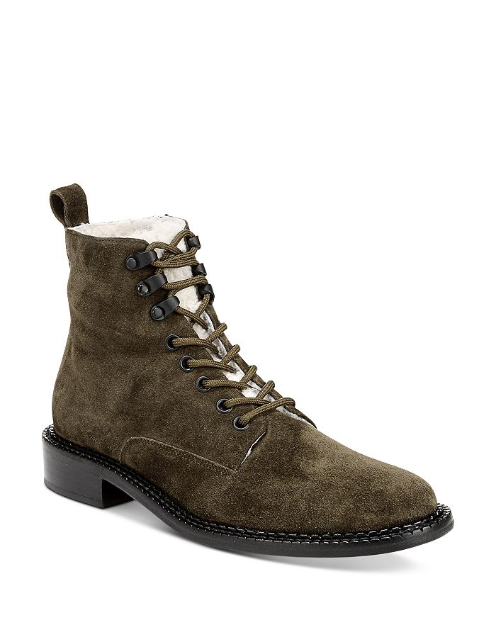 Vince - Women's Cabria Shearling Hiker Boots