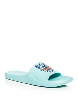 Kenzo - Men's Logo Slide Sandals