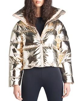Cordova - Mont Blanc Metallic Down Puffer Coat