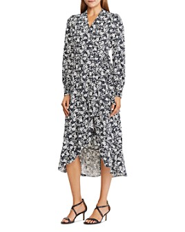 Ralph Lauren - Printed Wrap Dress