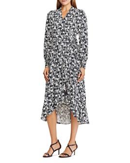 Ralph Lauren - Printed Wrap Dress