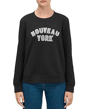 kate spade new york Nouveau York Sweatshirt