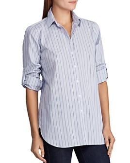 Ralph Lauren - Pinstripe Shirt