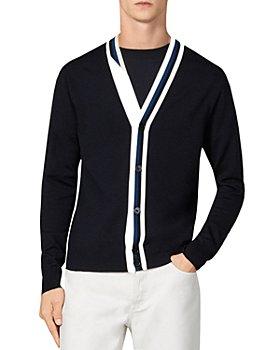 Sandro - Outline Cardigan Sweater