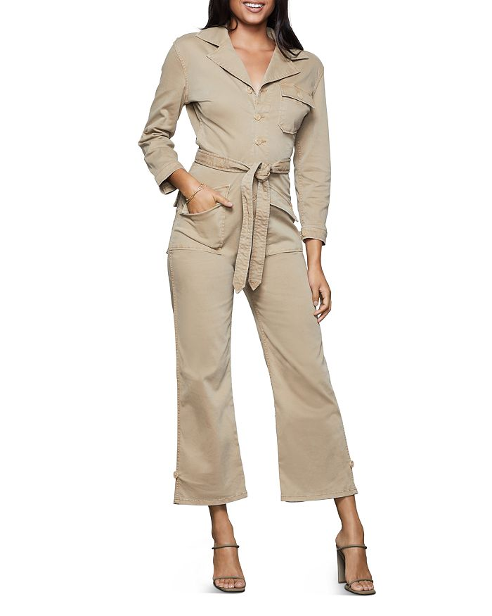 Good American - Belted Utility Jumpsuit