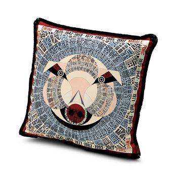 """Missoni - Maiale Decorative Pillow, 16"""" x 16"""""""