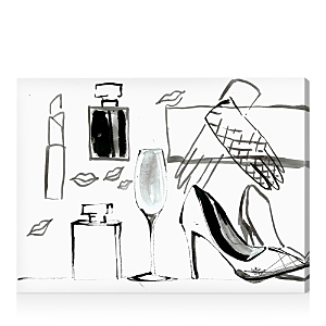 Oliver Gal Set the Stage Wall Art, 32 x 24