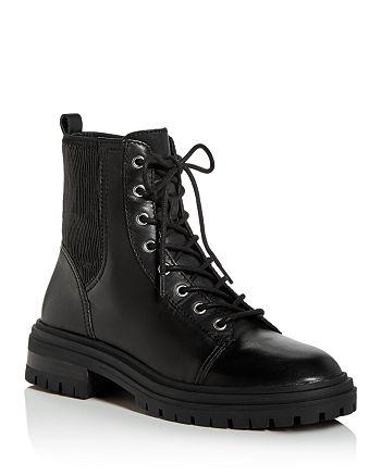 VINCE CAMUTO - Women's Bestenda Combat Boots