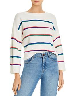 BB DAKOTA - Stripe Hype Sweater