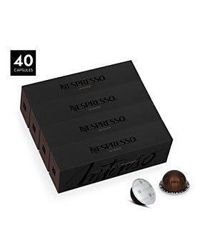 Nespresso - Vertuo Intenso Capsules, 40 Count