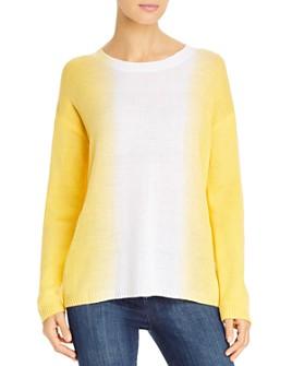 Single Thread - Dip-Dye Lightweight Sweater